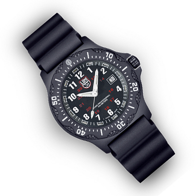 Luminox ルミノックス 8401 ブラックNAVY SEALプロフェッショナル ダイブウォッチ
