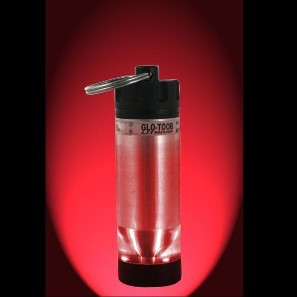 GLO-TOOBリチウム・レッド 完全防水 シグナルライト