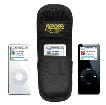 iPod nano完全対応ポーチ