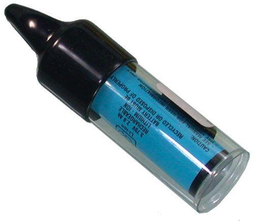 強力小型フラッシュライト「ストリオン」専用交換バッテリー