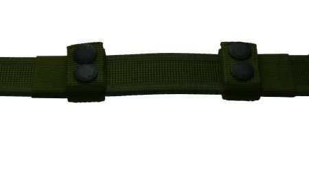 MIL-FORCE ミルフォース ピストルベルト 巾4cm オリーブ SB-2M-OD