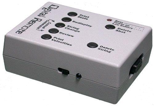 PROCHRONO デジタル弾速測定器専用デジタルリモートスイッチ