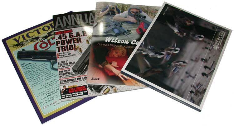 2007 ベレッタ カタログ