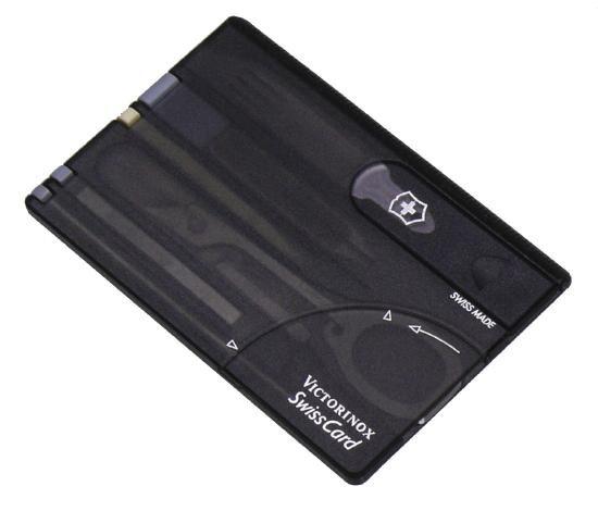 VICTORINOX ビクトリノックス  SWISS CARD カード型マルチツール ミニツール
