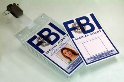 IDカード レプリカ FBI