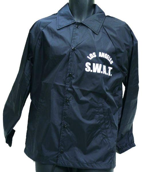 MIL-FORCE ミルフォース ウィンドブレーカー SWAT 特殊火器戦術部隊 Mサイズ WB-SWAT-M