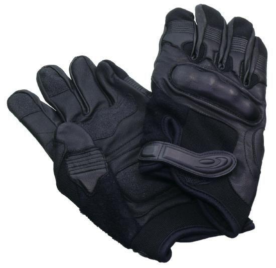HATCH ハッチ RHK25 リアクター ハードナックル  Mサイズ タクティカル グローブ/本革 手袋