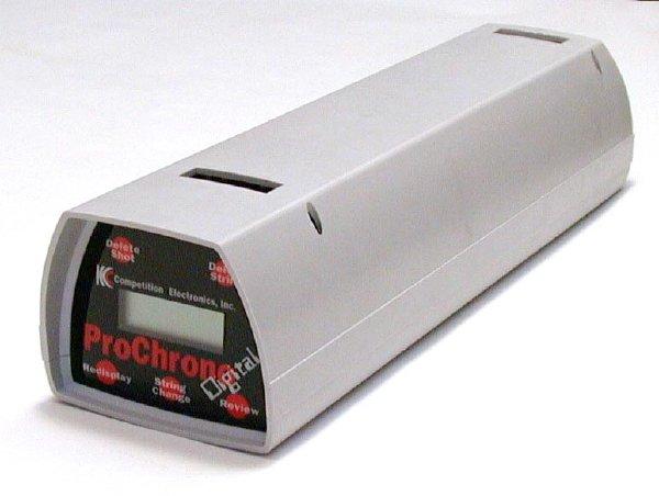 PROCHRONO プロクロノ デジタル弾速測定器 IR赤外線インドアライトユニット付