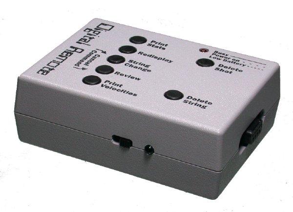 (別売)プロクロノ デジタル弾速測定器専用デジタルリモートスイッチ