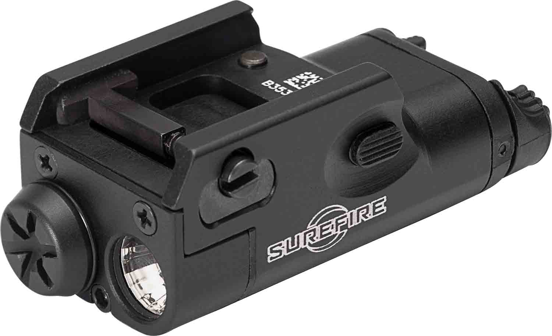 SUREFIREシュアファイア XC1-B ウルトラコンパクト LEDウエポンライト(Ultra-Compact LED Handgun Light)