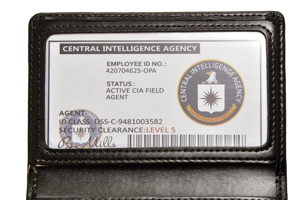 上部IDカード面