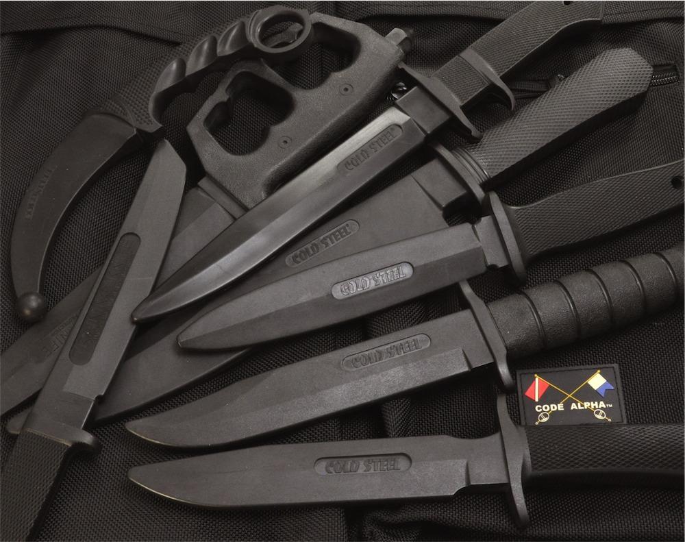 COLD STEELトレーニングナイフシリーズ
