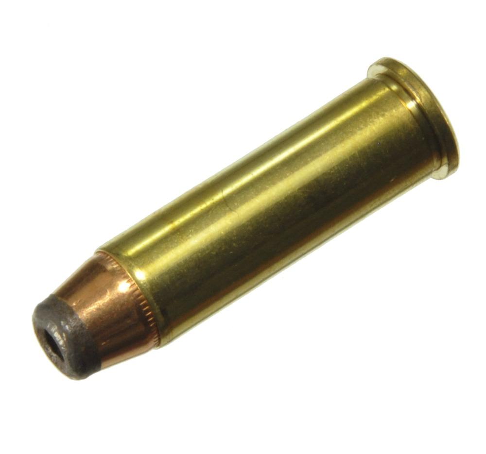 ダミーカート 拳銃弾  38 Special Semi Jacketed HP  プライマー付実弾レプリカ