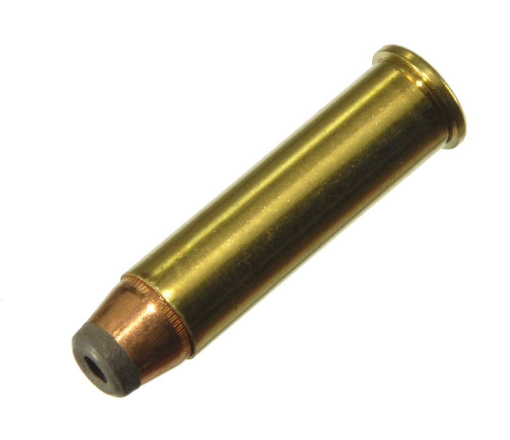 ダミーカート 拳銃弾  357 Mag Semi Jacketed HP  プライマー付実弾 レプリカ