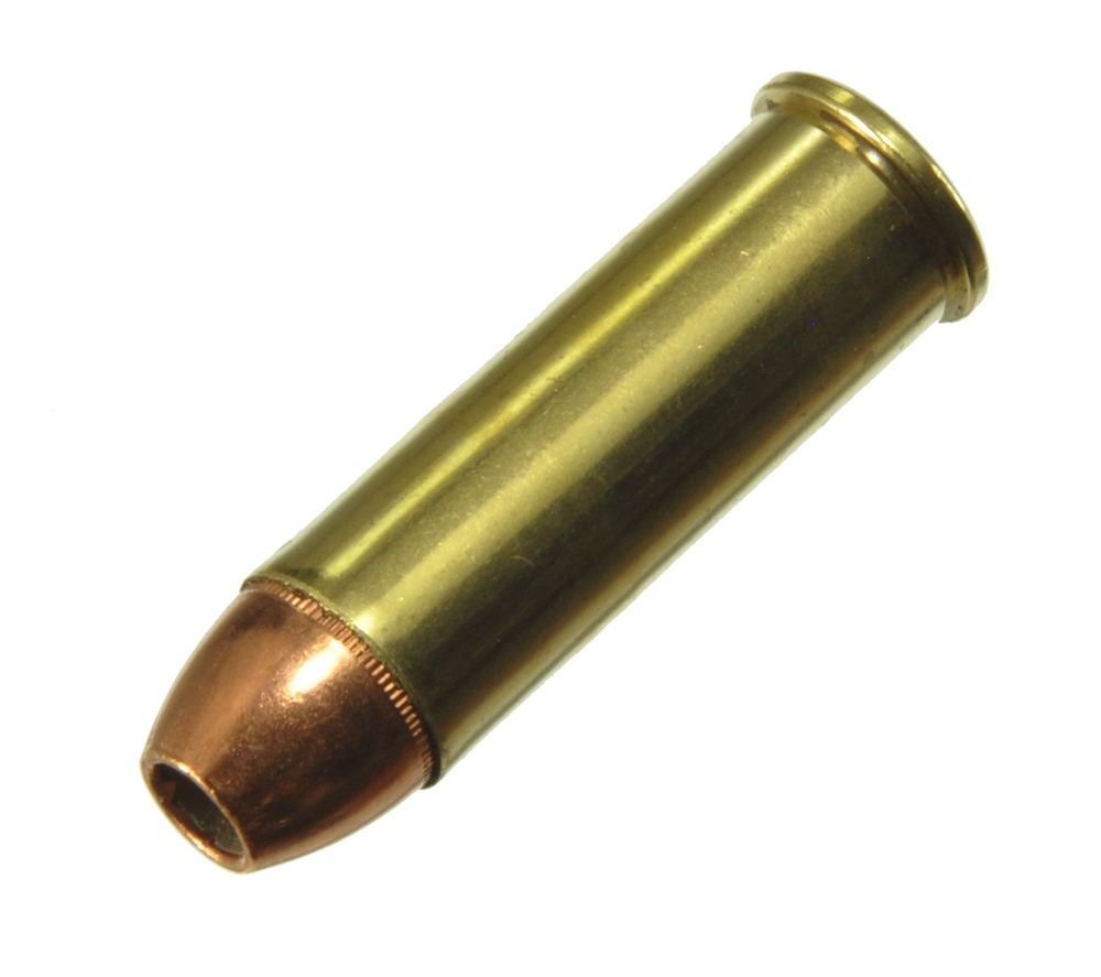 ダミーカート 拳銃弾  44 Mag HP Nosler Partition  プライマー付実弾レプリカ