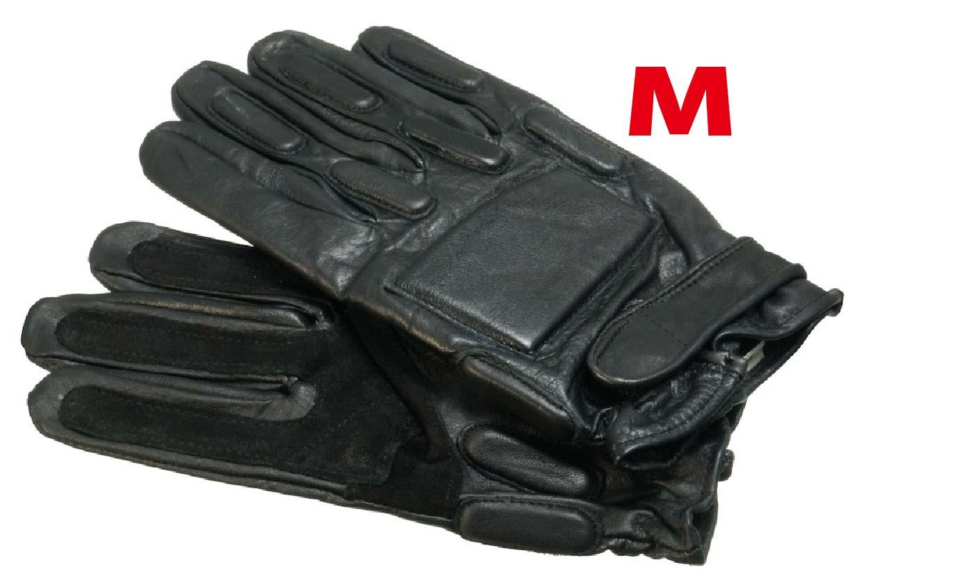 MIL-FORCE ミルフォース SWATレザーグラブ フル(Mサイズ) PG-02B-M