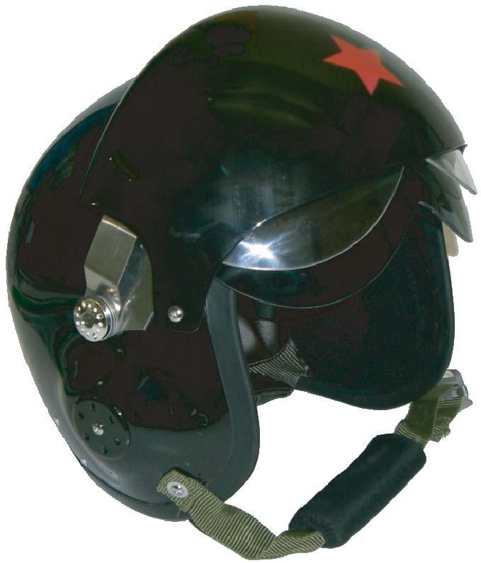 MIL-FORCE ミルフォース Air-Forceヘルメット(ブラック)CHA-F-BLK