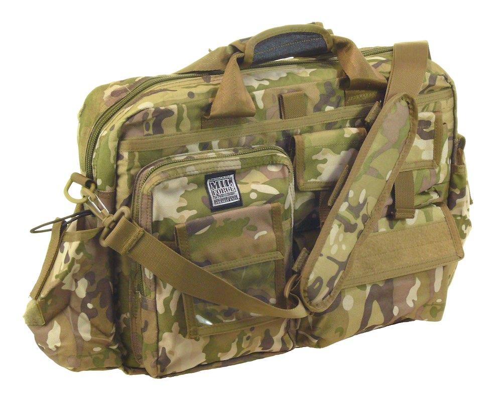 MIL-FORCE ミルフォース タクティカル オペレーション バッグ(カモフラージュ) DM-OB-02-CAM