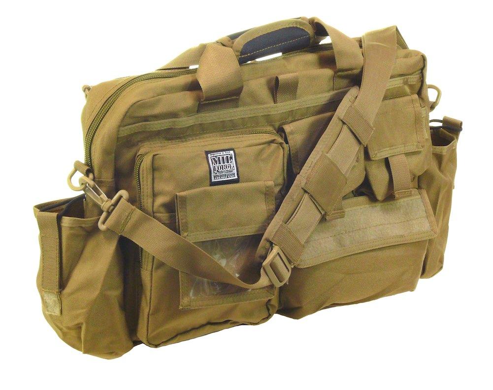 MIL-FORCE ミルフォース タクティカル オペレーション バッグ(タン) DM-OB-02-TAN