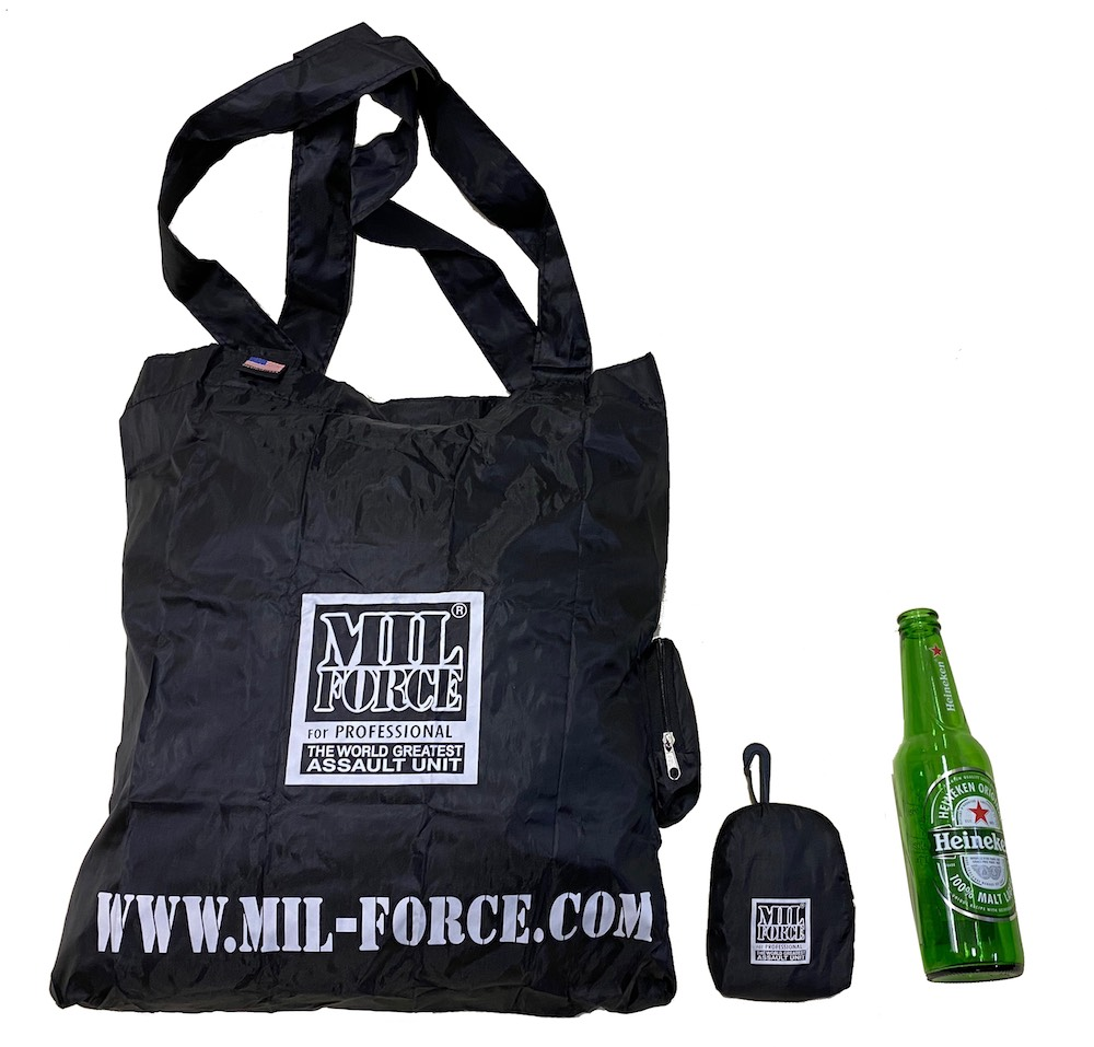 MIL-FORCE ミルフォース エコバック/コンパクト収納 MF-RB