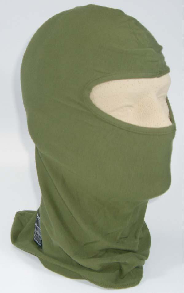 MIL-FORCE ミルフォース 2枚セット ヘッドマスク(オリーブ) HM-1-OD