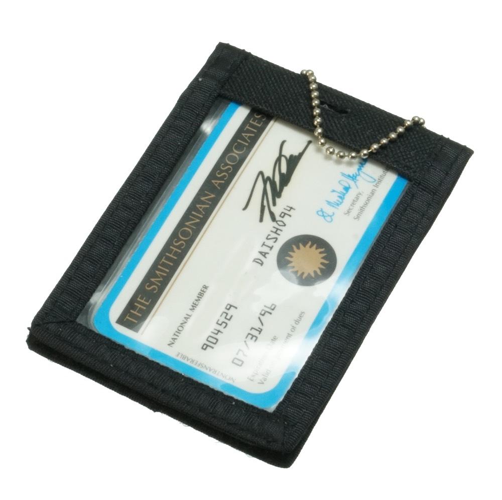 MIL-FORCE ミルフォース IDカードホルダー(縦型)/カードケース ID-5