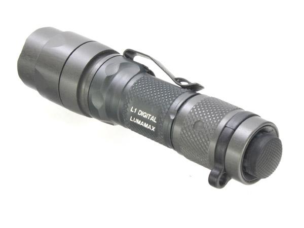 SUREFIRE シュアファイア L1 ルママックス LUMAMAX[10/65lm]2段階調光 LEDライト