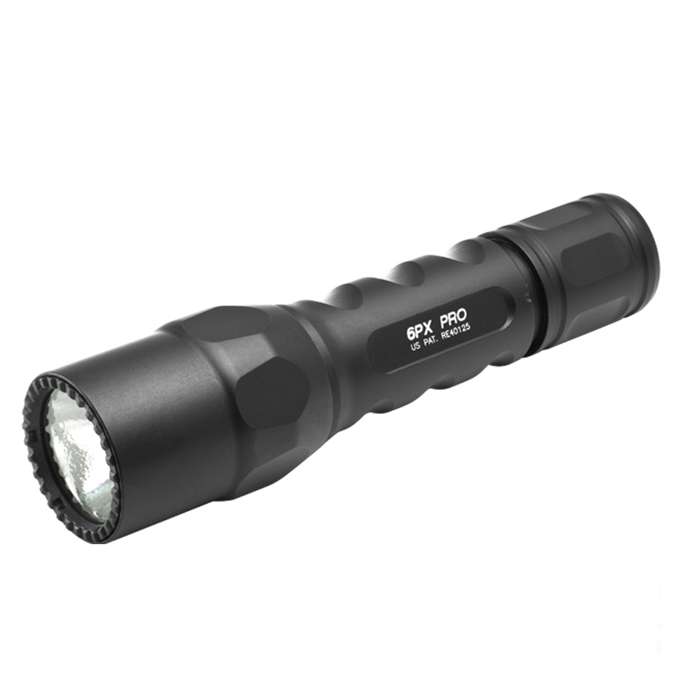 SUREFIRE シュアファイア 6PX PRO プロ 6PX-D-BK[15/320]2段階調光 LEDライト