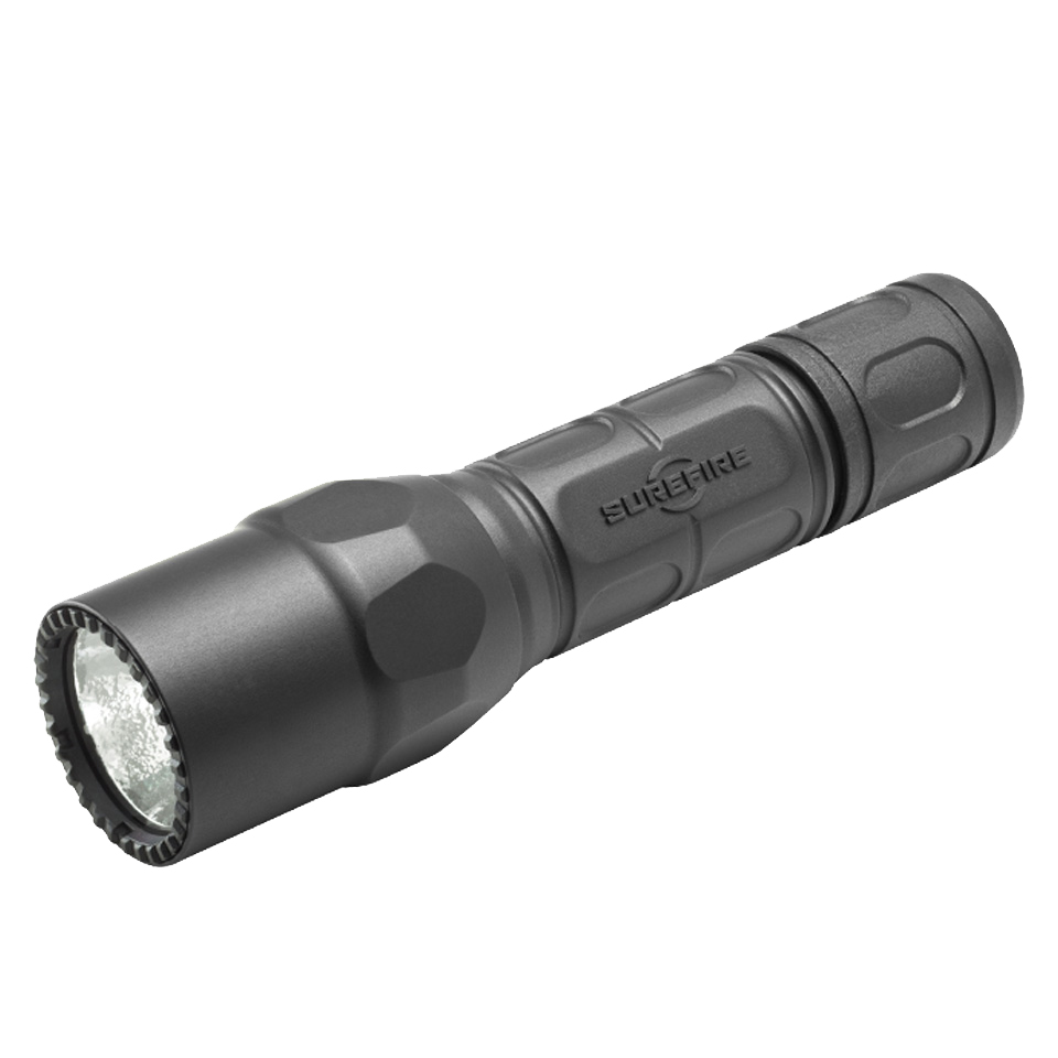 SUREFIRE シュアファイア G2X PRO プロ G2X-D-BK[15/320lm]2段階調光 LEDライト