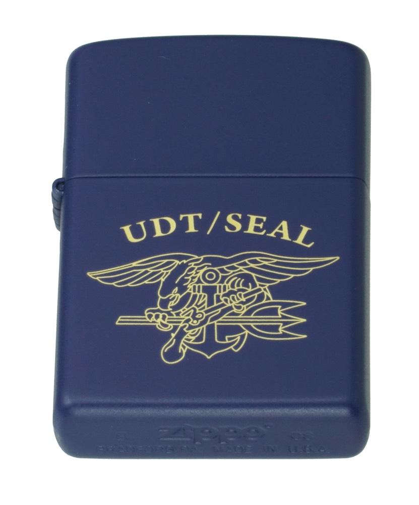 "ZIPPO ジッポー ""UDT SEAL(NAVY SEALS)"" ライター"