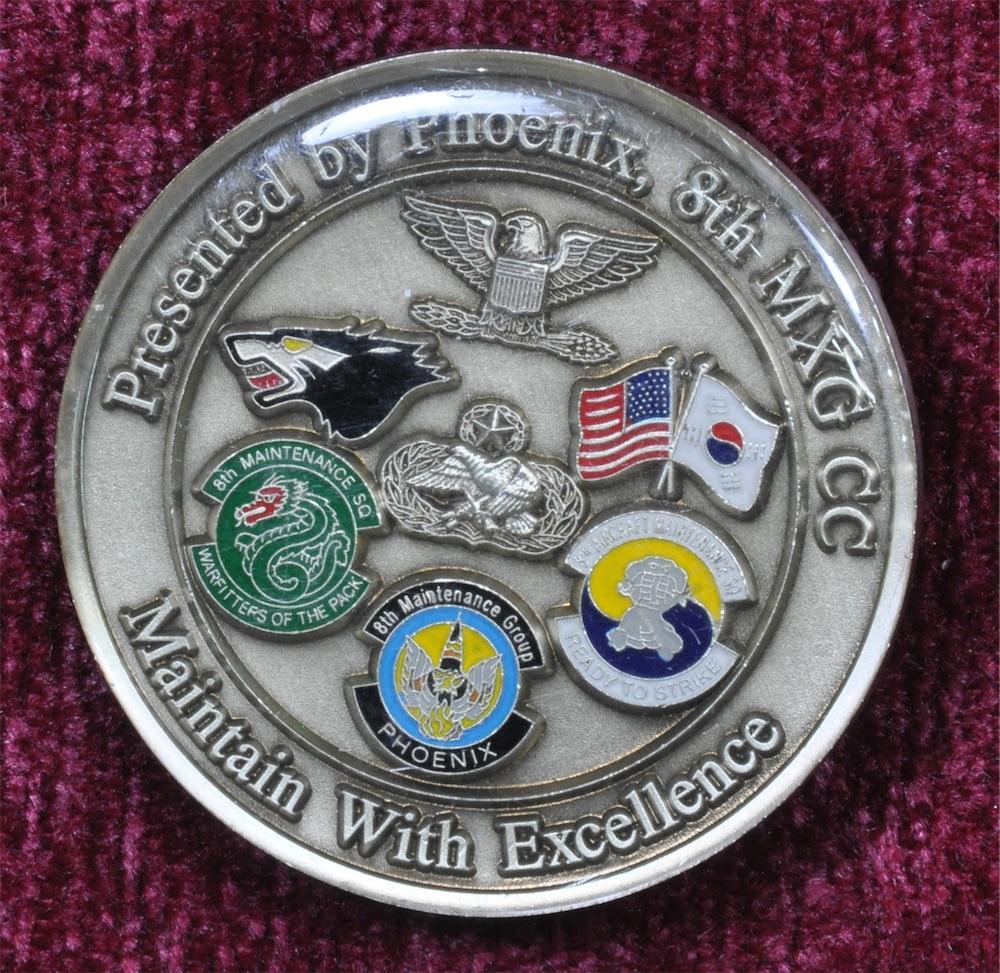 U.S.チャレンジコイン 2805 /記念メダル