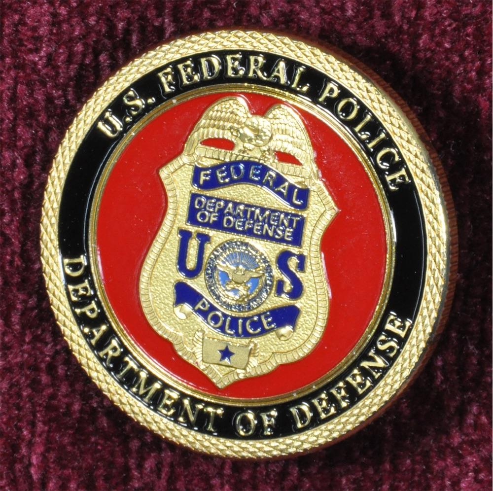 U.S.チャレンジコイン 1004 /記念メダル