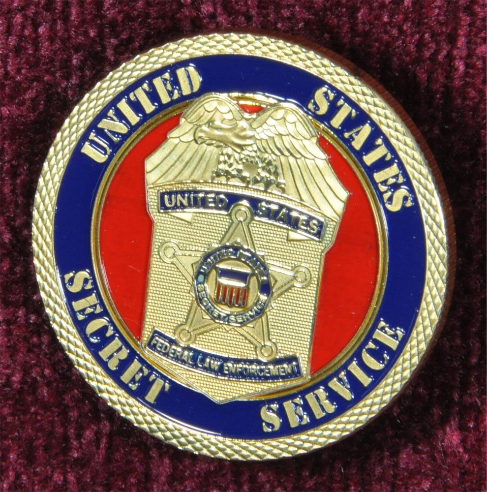 U.S.チャレンジコイン 1005 /記念メダル