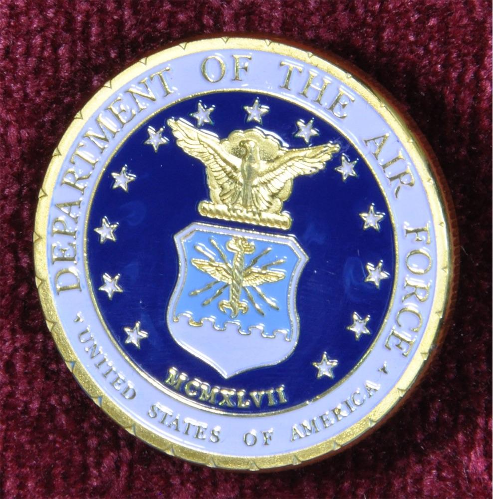 U.S.チャレンジコイン 1010 /記念メダル
