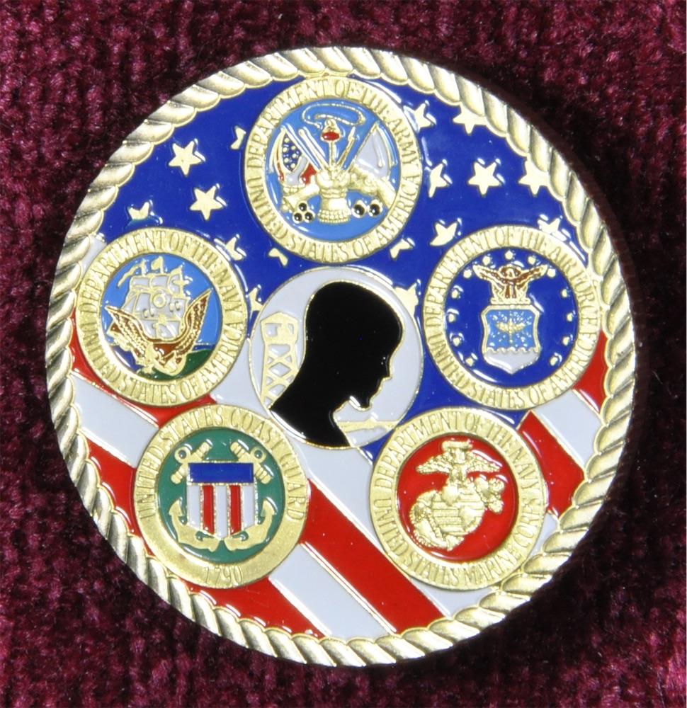 U.S.チャレンジコイン 1009 /記念メダル