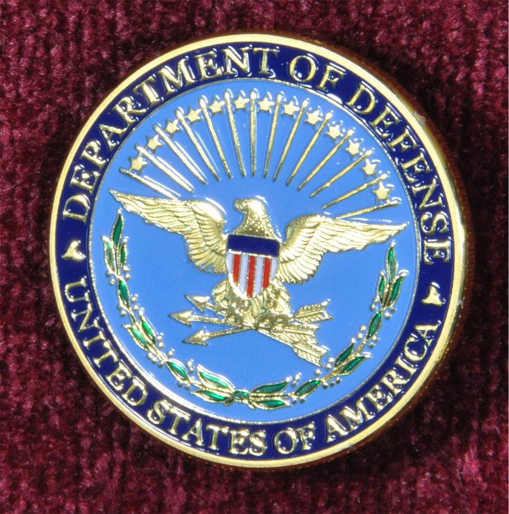 U.S.チャレンジコイン 1014 /記念メダル