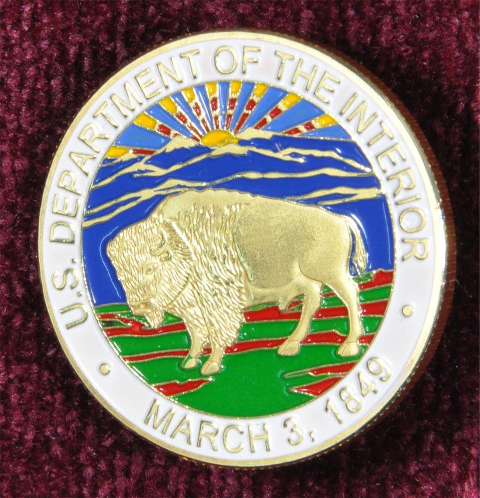 U.S.チャレンジコイン 1017 /記念メダル