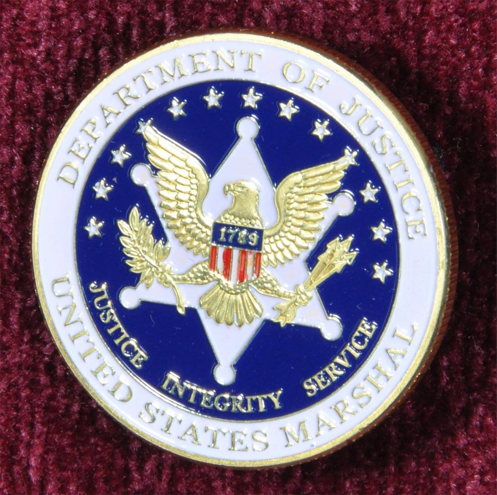 U.S.チャレンジコイン 1020 /記念メダル