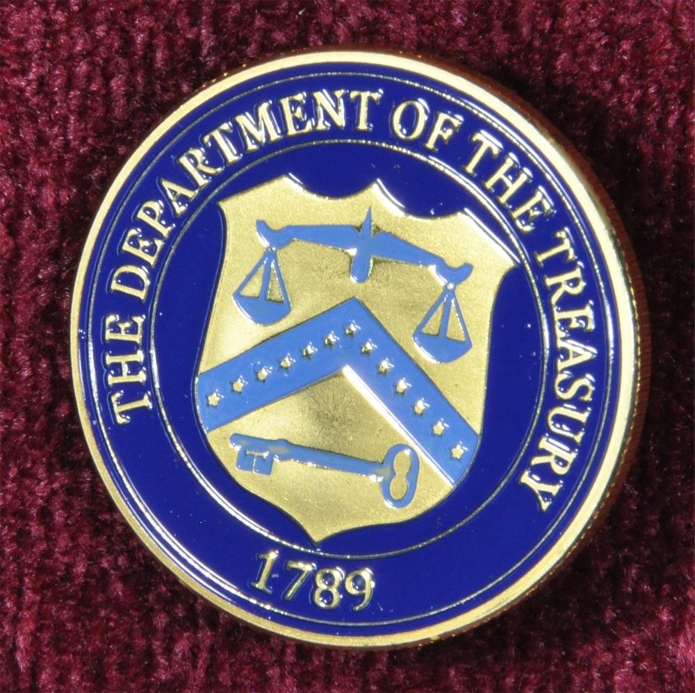 U.S.チャレンジコイン 1023 /記念メダル