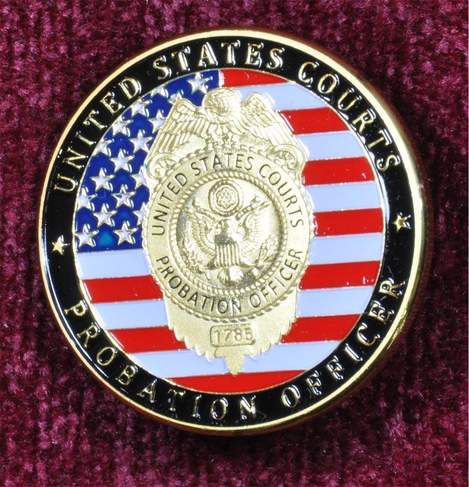 U.S.チャレンジコイン 1032 /記念メダル