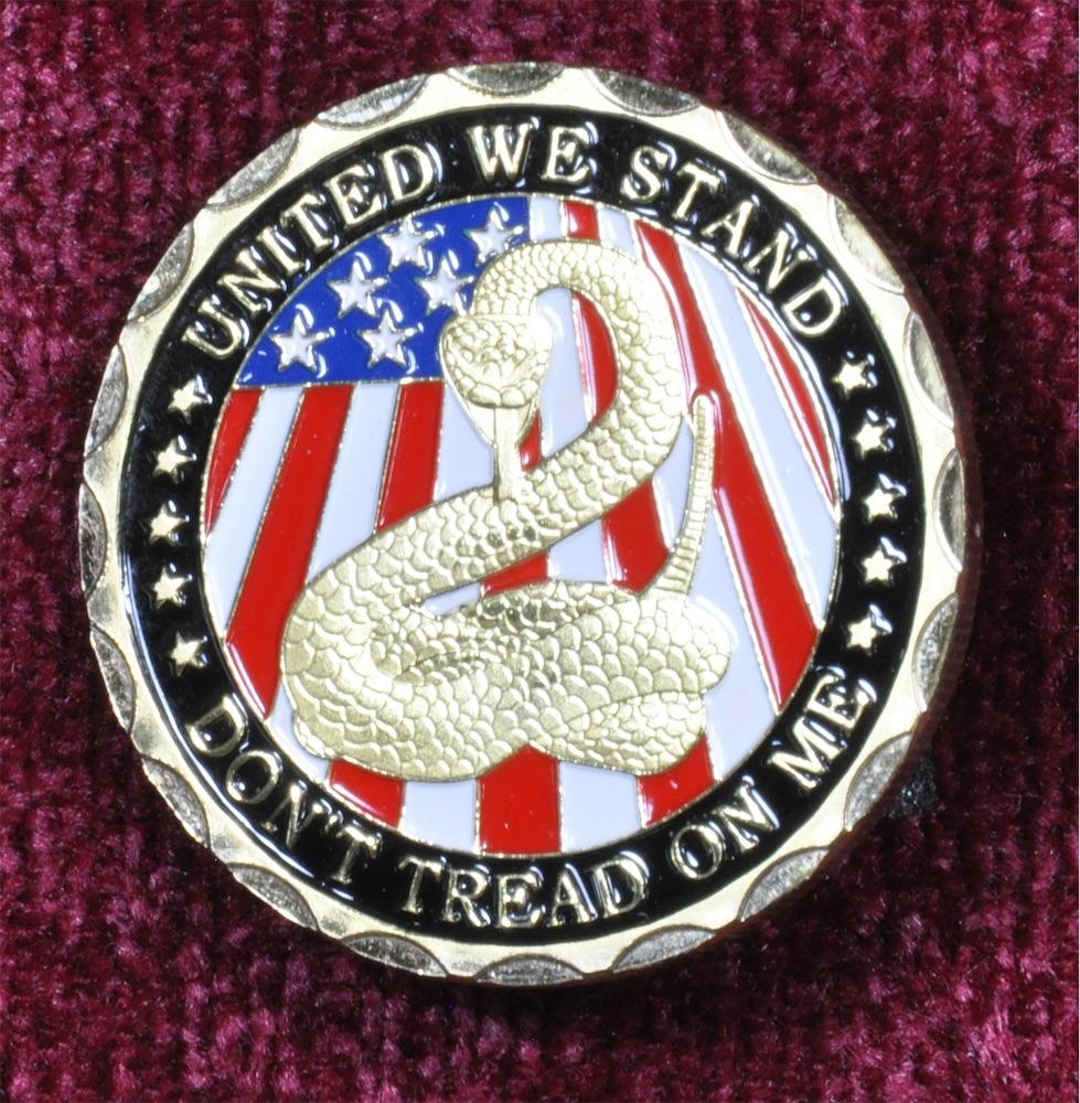 U.S.チャレンジコイン 1033 /記念メダル