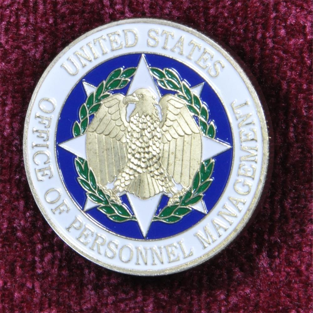 U.S.チャレンジコイン 1034 /記念メダル