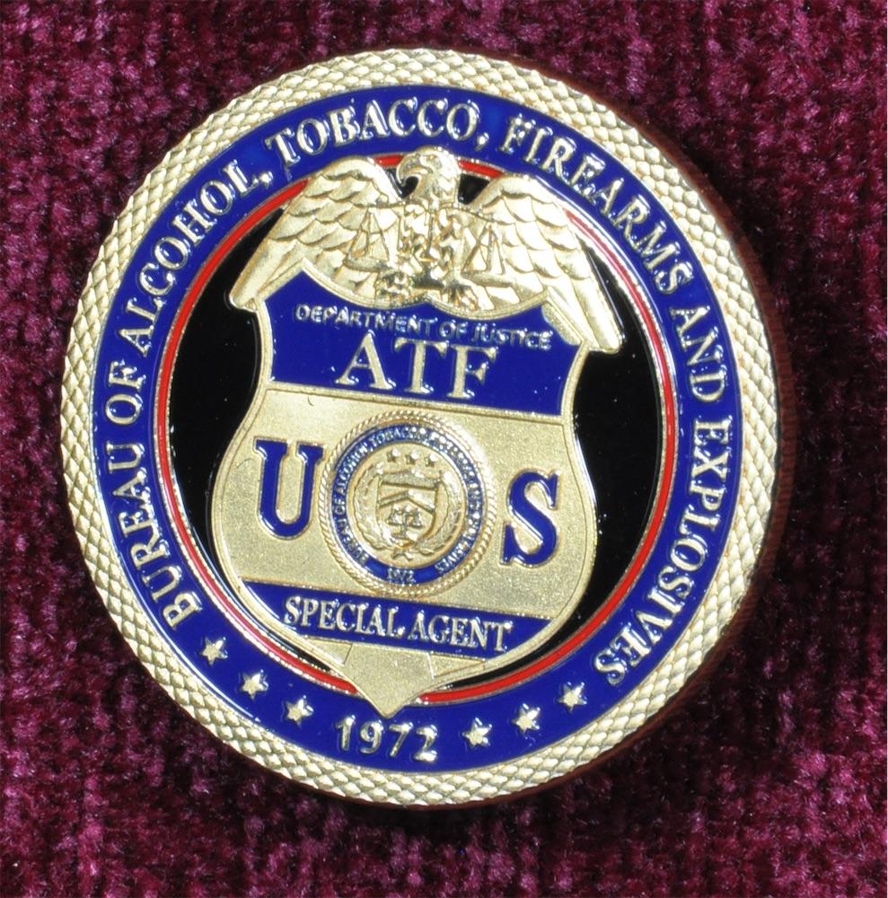 U.S.チャレンジコイン 1038 /記念メダル
