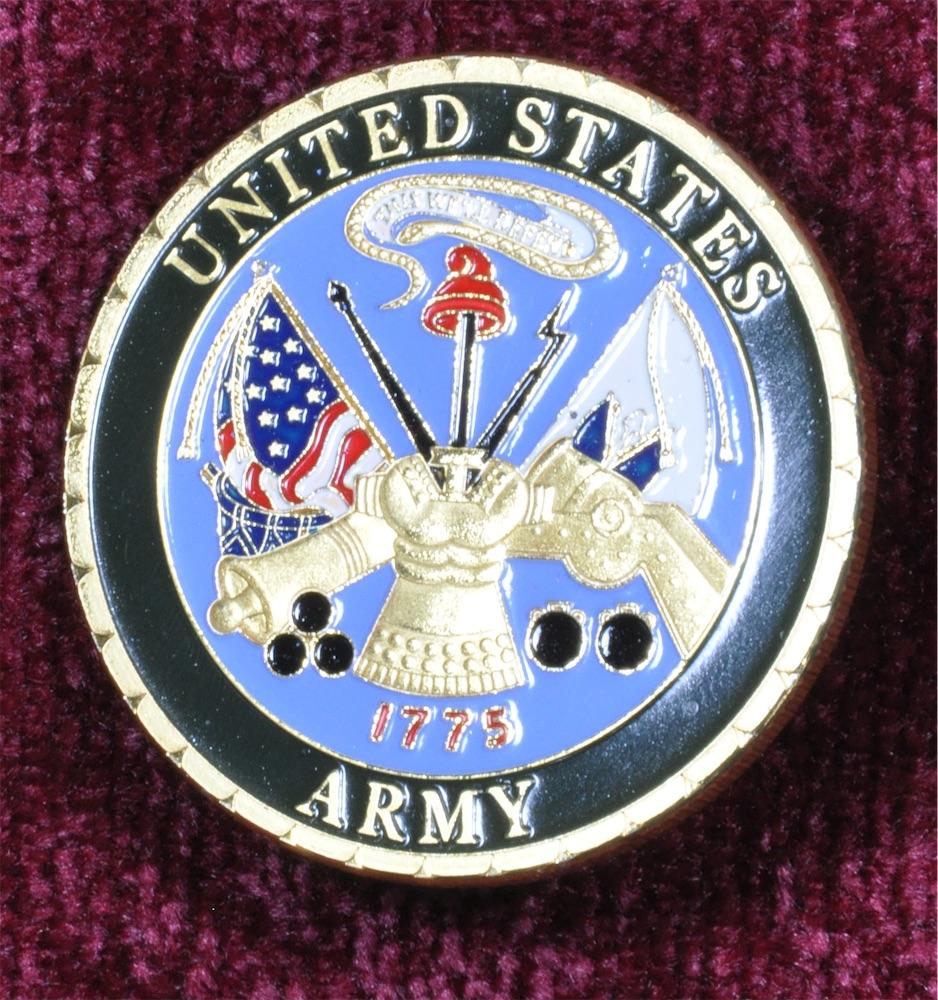 U.S.チャレンジコイン 1041 /記念メダル