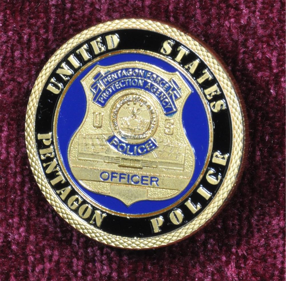 U.S.チャレンジコイン 1045 /記念メダル