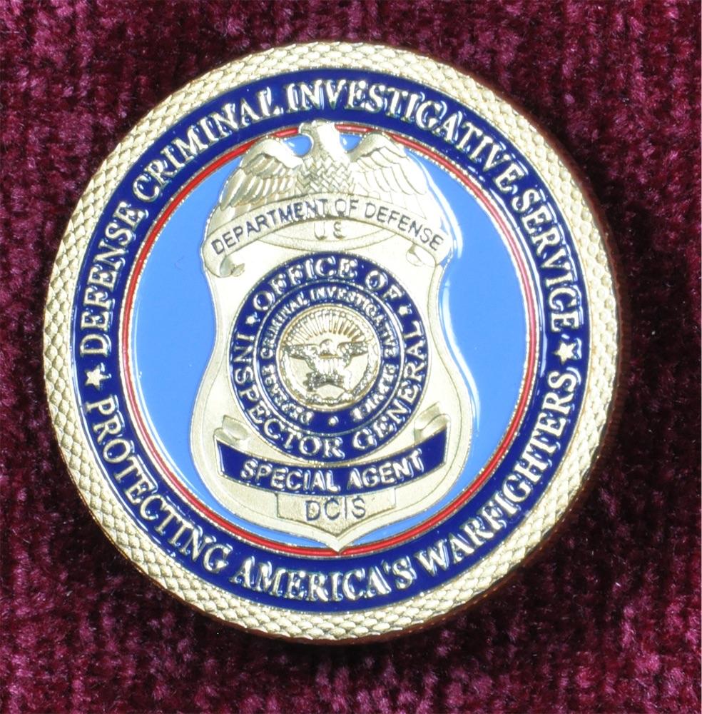 U.S.チャレンジコイン 1048 /記念メダル