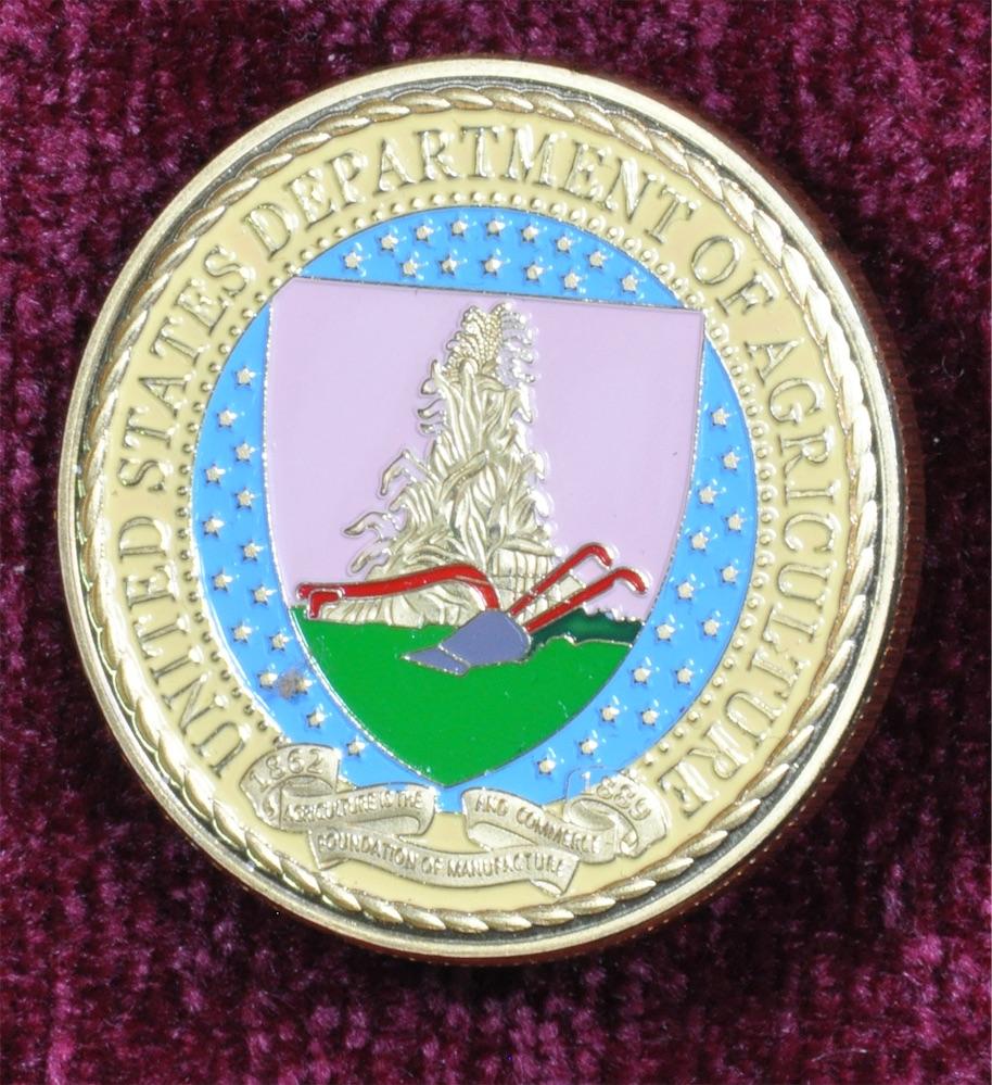 U.S.チャレンジコイン 1053 /記念メダル