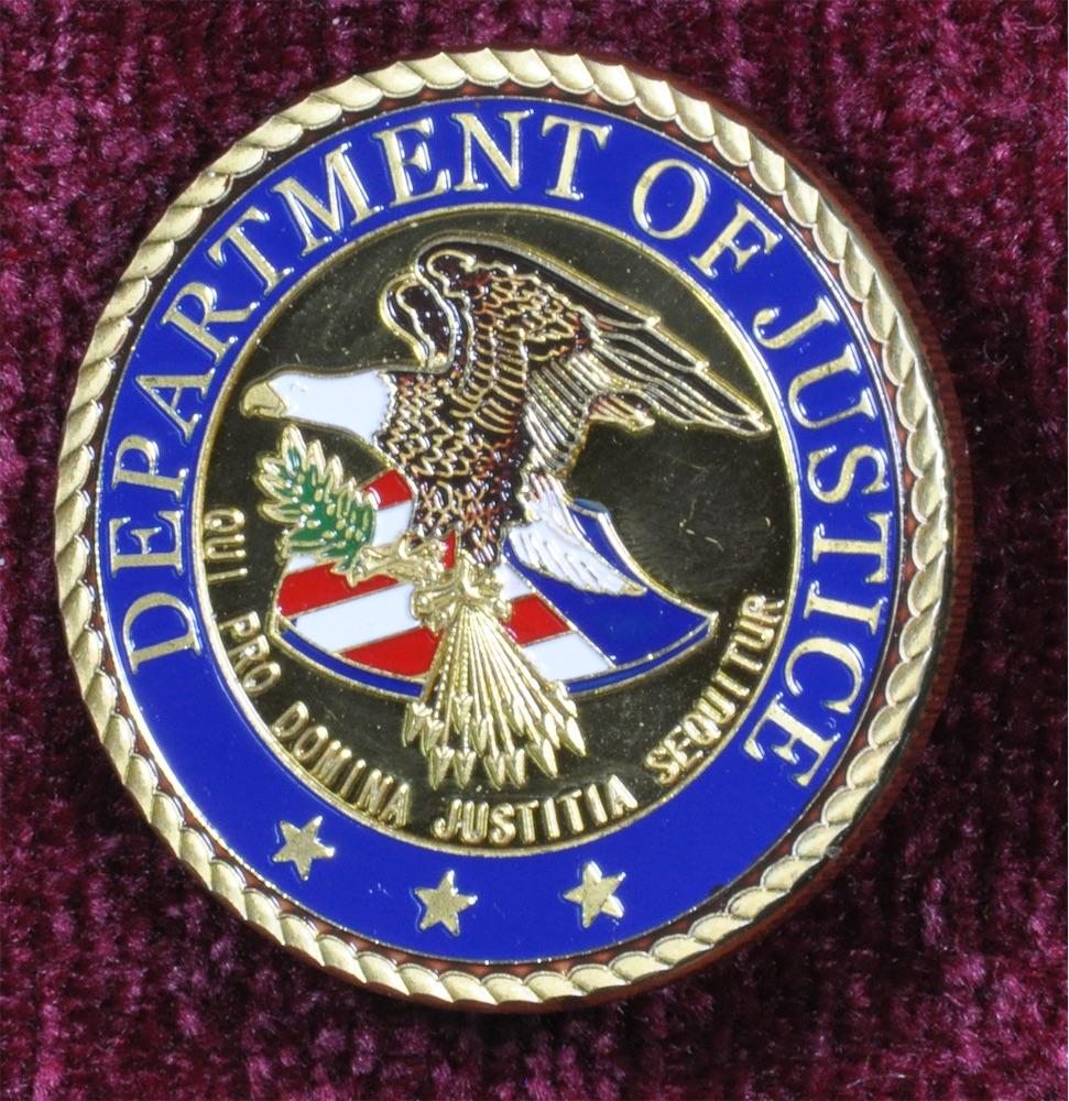 U.S.チャレンジコイン 1056 /記念メダル