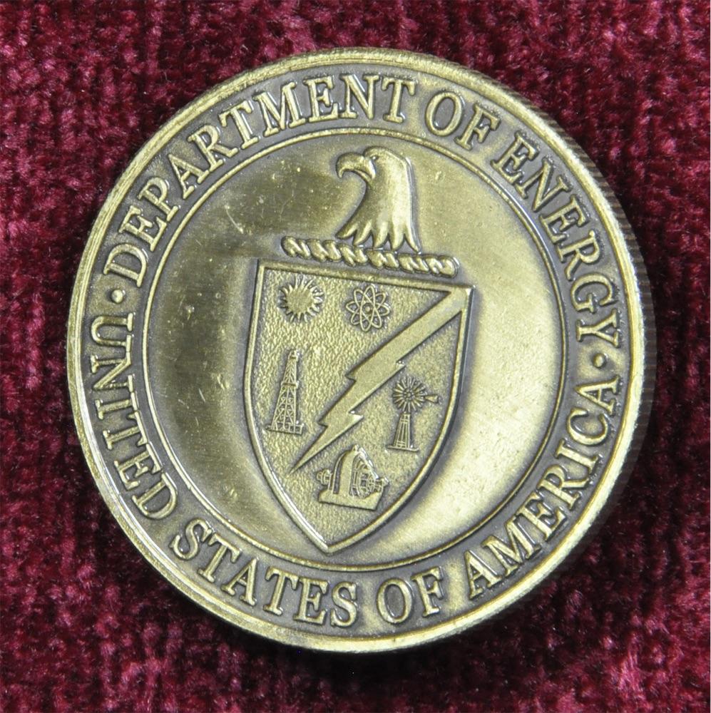 U.S.チャレンジコイン 1102 /記念メダル