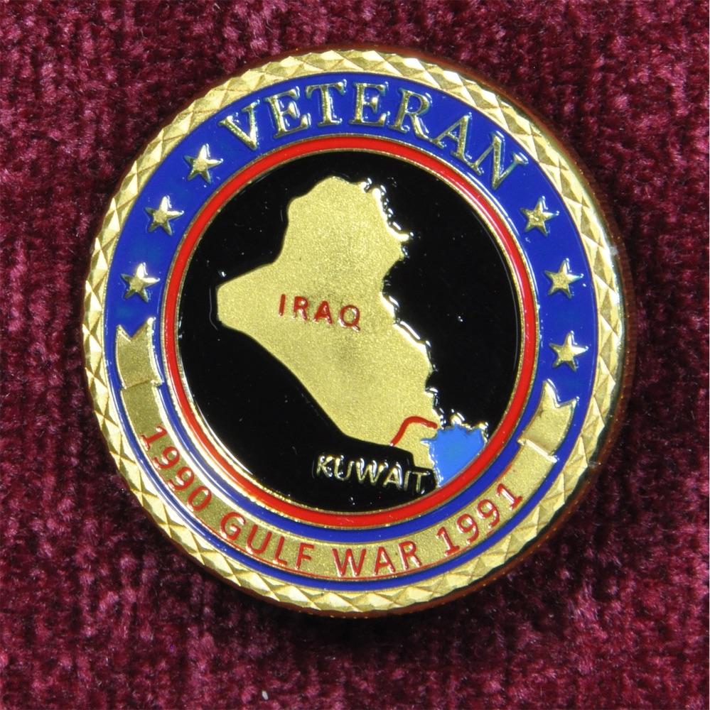 U.S.チャレンジコイン 1107 /記念メダル